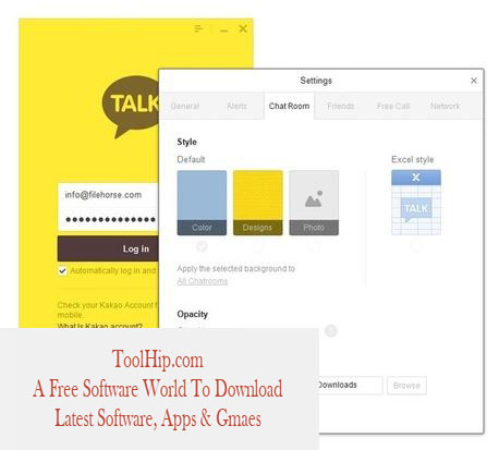 KakaoTalk for PC Download Free